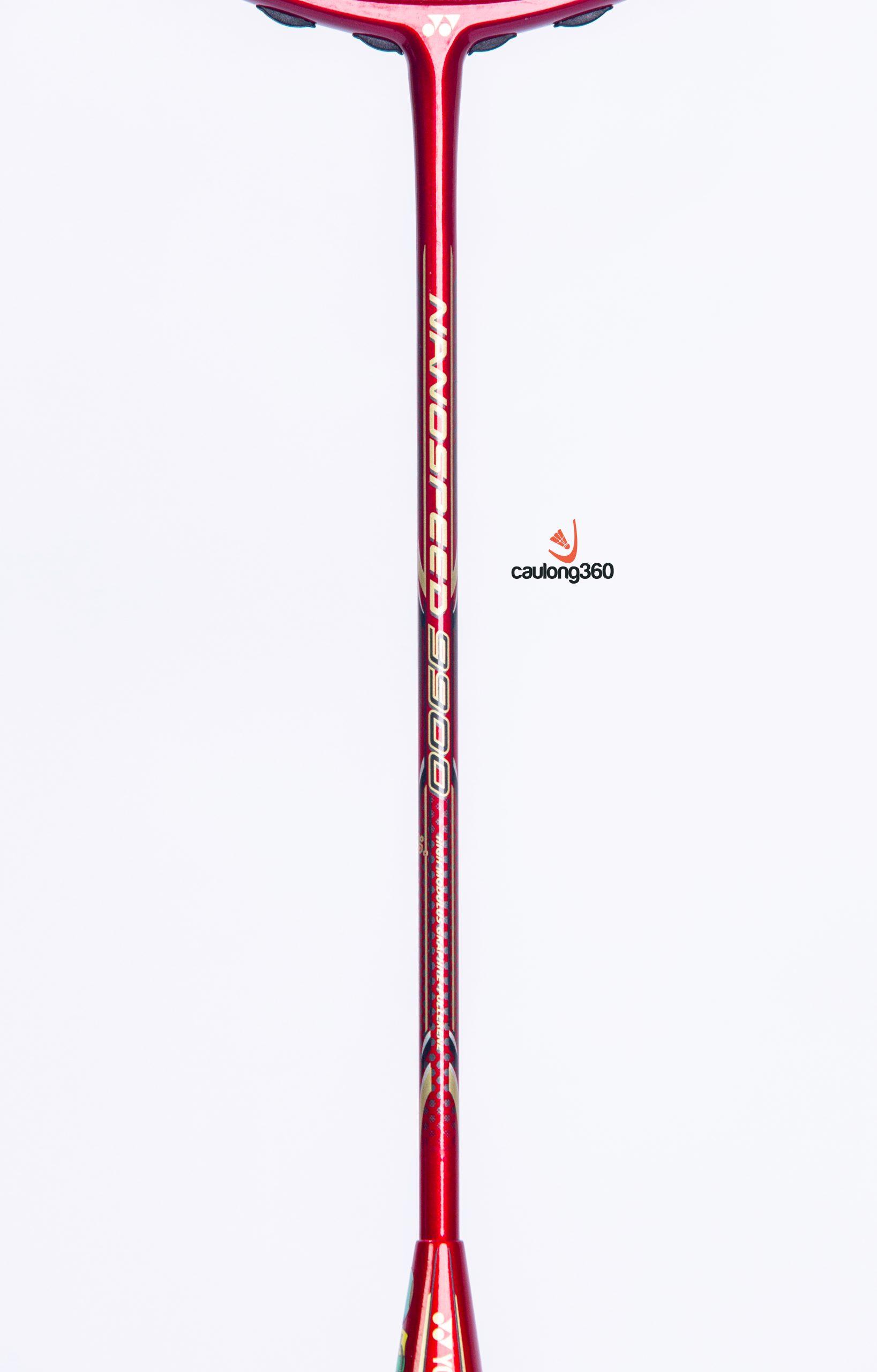 Vợt cầu lông Yonex Nanospeed 9900 | Dòng vợt xé gió đỉnh cao