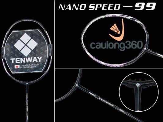 Vợt Cầu Lông Tenway Nano Speed 99