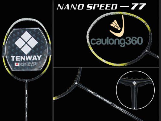 Vợt Cầu Lông Tenway Nano Speed 77