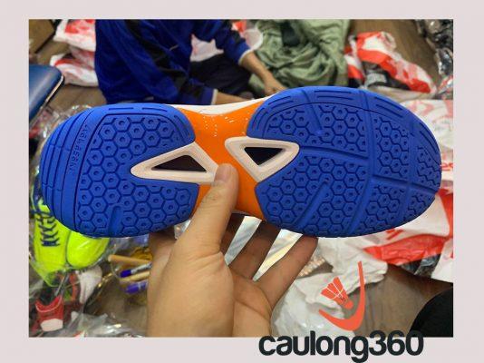 Giày cầu lông Kawasaki K162 trắng xanh