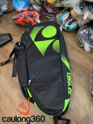 Bao vợt cầu lông Yonex Bag1522 xanh